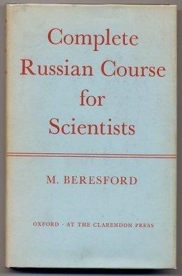Complete Russian Course For Scientists