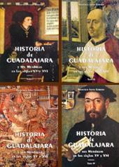 Historia de Guadalajara y sus Mendozas en: Francisco Layna Serrano