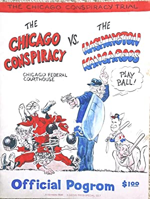 THE CHICAGO CONSPIRACY VS THE WASHINGTON KANGAROOS: CHRISTOPHER CERF - MICHAEL FRITH