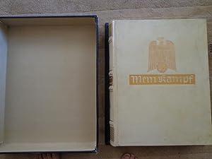 """Mein Kampf """"Gauleiter"""" edition: Hitler, Adolph"""