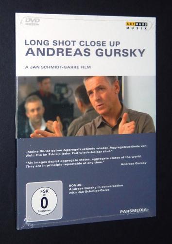 Andreas Gursky: Long Shot Close Up - Gursky, Andreas; Jan Schmidt-Garre