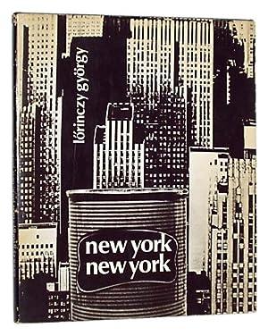 New York New York: Gyorgy, Lorinczy