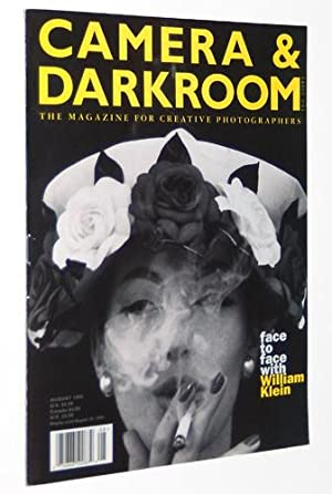 Camera & Darkroom Magazine, August 1995: Face: Klein, William; Andres