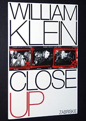 William Klein: Close-Up, April 24 - May: Klein, William; Max