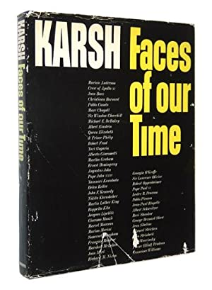 Yousuf Karsh: Faces of Our Time: Karsh, Yousuf