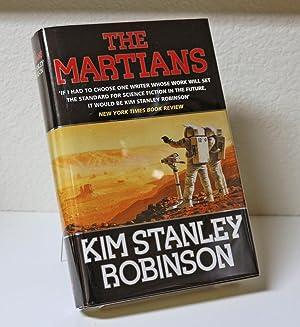 The Martians: Robinson, Kim Stanley