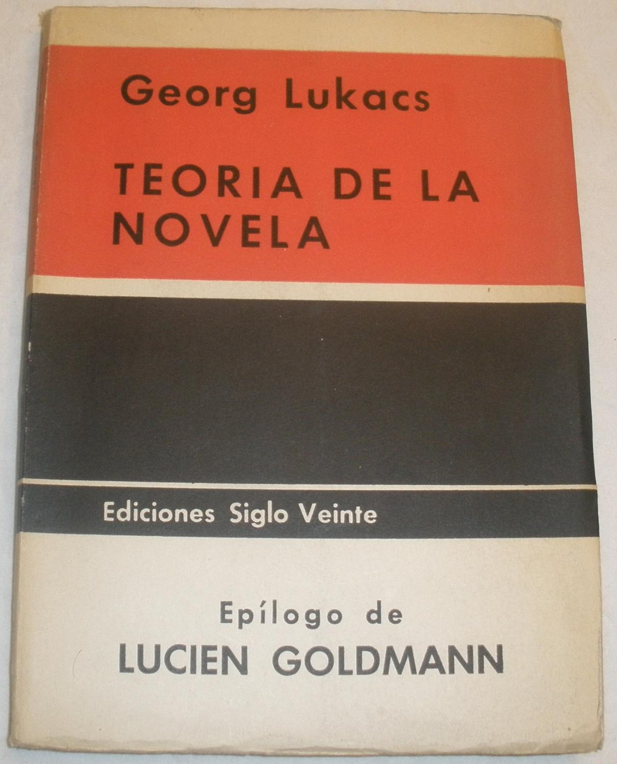 Making And Unmaking Worlds Genre Fiction And Theory: TEORIA DE LA NOVELA GEORG LUKACS PDF