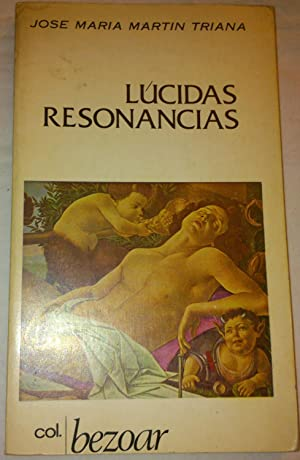 Lúcidas resonancias.: Jose María Martin