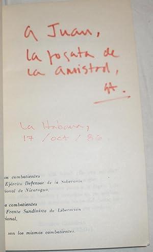 La fogata roja.: Eliseo Alberto.