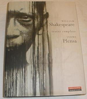 Teatro completo.: Shakespeare, William.