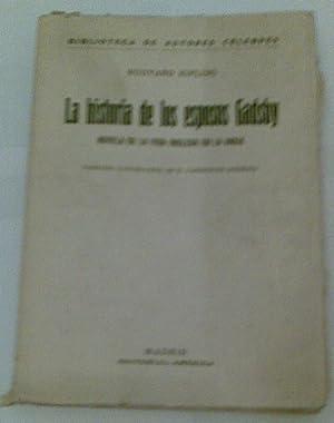 La historia de los esposos Gadsby. Novela: Rudyard Kipling.