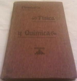 Elementos de Física y química.: Felipe Picatoste.