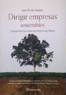 DIRIGIR EMPRESAS SOSTENIBLES - José M. de Anzizu