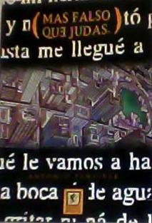 Más Falso Que Judas : Novela Original - Peñalver, Antonio