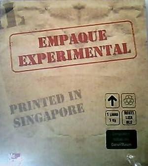 EMPAQUE EXPERIMENTAL: Daniel Mason
