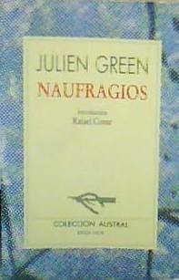 NAUFRAGIOS: Julien Green