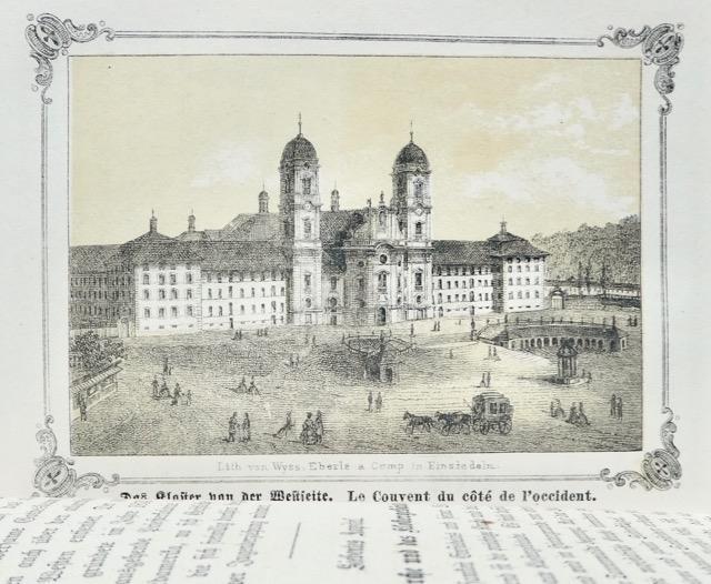 1. Beschreibung des Klosters und der Wallfahrt: 1. Anonym /