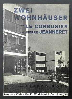 Zwei Wohnhäuser von Le Corbusier und Pierre Jeanneret: Fünf Punkte zu einer neuen ...