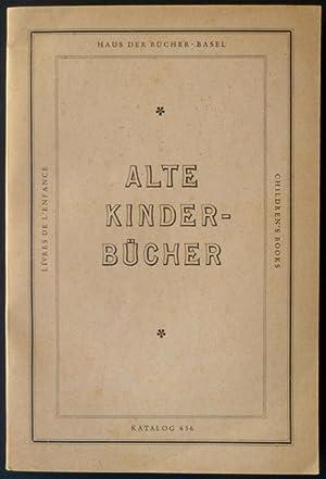 Alte Kinderbücher und Jugendschriften / Livres de l'enfance / Children's ...