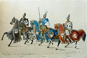 Festalbum der Feier des Eintritts Bern in den Schweizerbund, 6. März 1353, begangen im Jahr ...
