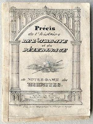 Précis de l?histoire de Notre-Dame des Hermites (Deckeltitel: Precis de l'histoire de l...
