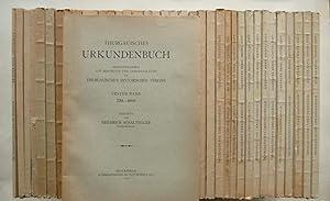 Thurgauisches Urkundenbuch. Herausgegeben auf Beschluss u. Veranstaltung des Thurgauischen ...