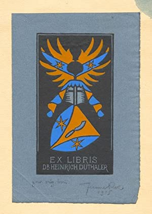 Eigner : Dr. Heinrich Duthaler.: Jeanneret, [Claude Arnold].