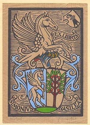 Eigner : Simonius Basilea.: Jeanneret, [Claude Arnold].