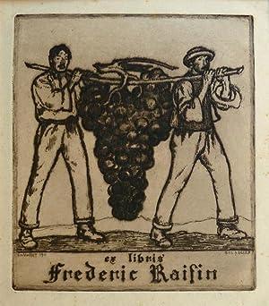 Eigner: Frédéric Raisin.: Vallet, Ed. [Edouard].
