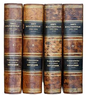 Doctoris Seraphici S. Bonaventurae S. R. E. Episcopi Cardinalis Opera omnia, iussu et auctoritate ...