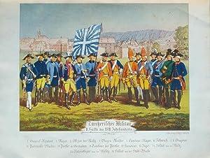 Geschichte der Zürcherischen Artillerie. XVIII.: Nüscheler, David].