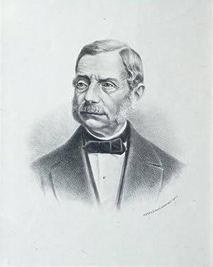 Biographie des eidgenössischen Obersten Paul Karl Eduard Ziegler.: Bürkli, Adolf, ...