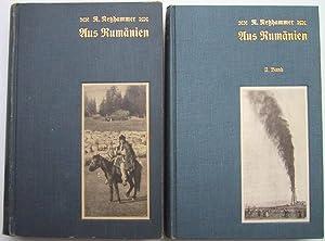 Aus Rumänien. Streifzüge durch das Land und seine Geschichte. Mit dem Bilde des ...
