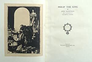 Philip the King. With illustrations by Laurence Irving.
