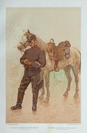 L'Armée Suisse / Die Schweizerische Armee, 1894,: Estoppey, David.