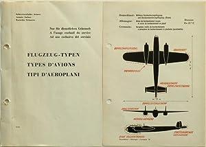 Flugzeug-Typen / Types d?Avion / Tipi d?Aeroplani [Anleitung zur Unterscheidung und ...