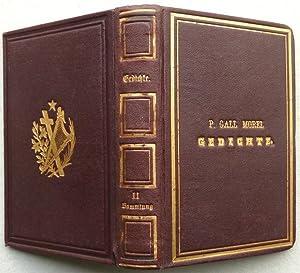 Gedichte von Pater Gall Morel. Zweite [II., 2.] Sammlung.: Morel, P. Gall (OSB).