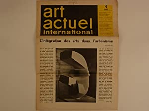 Art Actuel international n. 4 1958