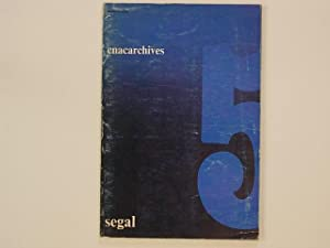 cnacarchives 5 : Segal: Segal George; van