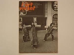 Chroniques de l'Art Vivant. Périodique mensuel N°: Clair Jean; Martinez