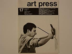 art press 17. mars/avril 75 (Couv. ROBERT RYMAN)