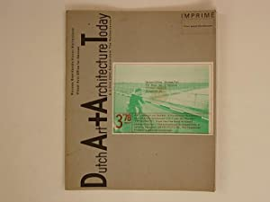 Dutch Art + Architecture Today n°3. May 78