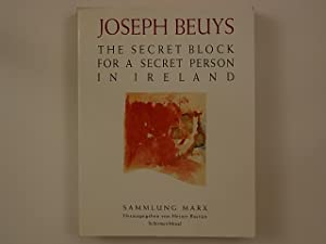 Joseph Beuys. The secret Block for a: Bastian Heiner; Bastian