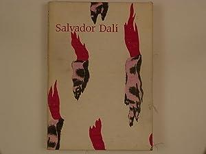 Salvador Dali Retrospective 1920-1980: Hulten Pontus, Abadie