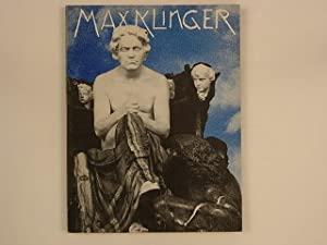 Max Klinger 1857-1920: Winkler Gerhard