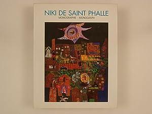 Niki de Saint Phalle Monographie: Krempel Ulrich, Hulten