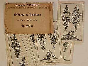 L'oeuvre de Delafosse 9° série Trophées