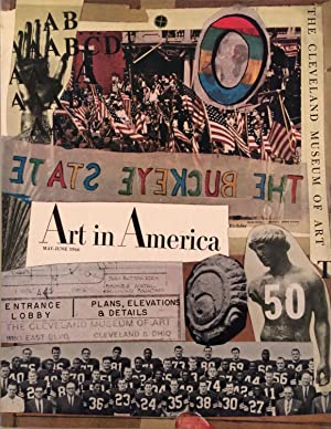 Art in America may-june 1966 Vol. 54 No. 3