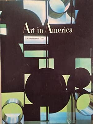 Art in America January-february 1967 Vol. 55 No. One
