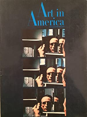 Art in America july-august 1969 Vol. 57 No. Four